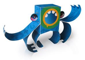 Readymech Paper Toys