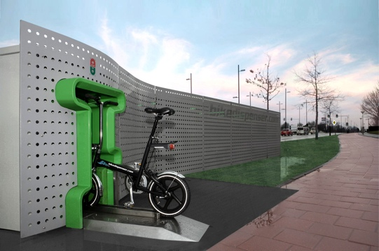 Bike Dispenser