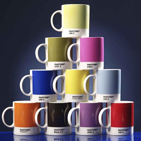 Pantone Mugs