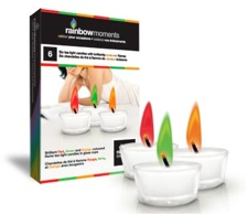 Rainbow Moments Candles