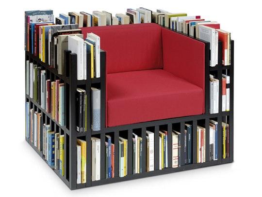 Bibliochase Chair