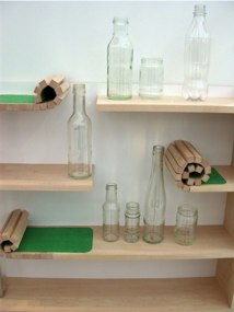 Rolling Shelf