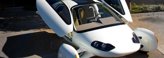 Aptera Fuel Efficient Car