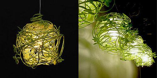 Foliage Lamp